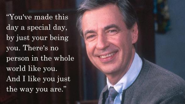 Lessons from Mister Rogers – The Reflective Student